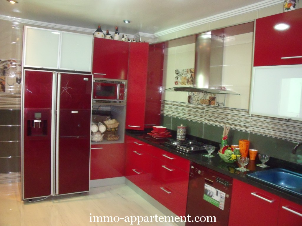 Appartement meubl a vendre a kenitra mimosa immo appartement for Appartement immobilier