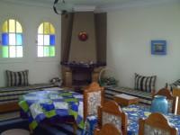Location villa meublée Mehdia