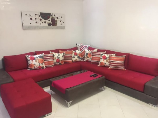 appartement meublé centre ville kenitra