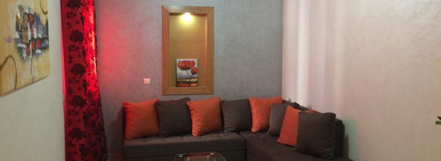 Appartement Studio Meublé Kenitra